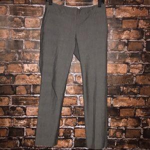 Ann Taylor Petite modern dress pants gray 0P